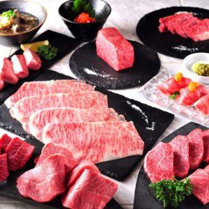渋谷の焼肉店ZENIBAの忘年会にもぴったりなコース料理
