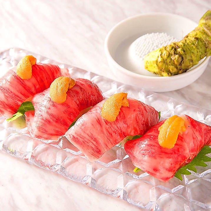渋谷の焼肉店「渋谷神宮前 YAKINIKU ZENIBA」で極上の前菜を堪能